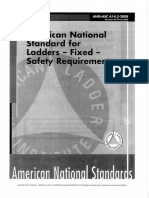 af0aff23ca Ansi-Asc a14.3-2008 Ladders Fixed Safety Requirements