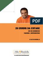 29 errori da evitare - Alfio Bardolla.pdf