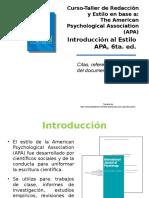 Manual Apa Final 6a Edicion 2014