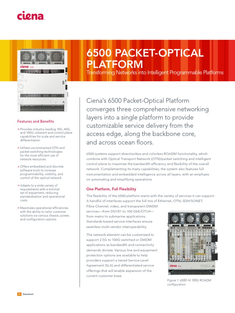 Ciena 6500 wavelength division multiplexing computer network fandeluxe Image collections