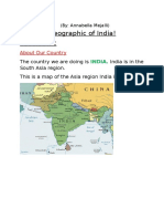 geographics of india