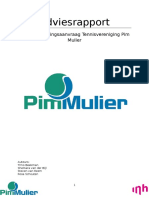 13 rapport sportstimulerings aanvraag pim mulier projectgroep 3