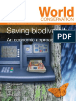 World Conservation - Saving Biodiversity
