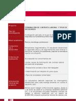 Proyecto Derecho Comercial y Laboral