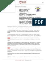 Decreto 67 2009 Ribeirao Das Neves MG