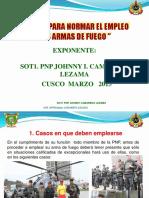 Cartillla Para Normar El Empleo Arma Fuego