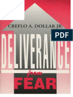 Deliverance From Fear - Creflo a Dollar Jr