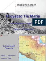Proyecto Tia Maria BUNEO