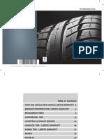 2013 2014 2015 Ford Lincoln Tire Warranty Version 4 Frdwa en US 04 2014