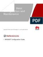 4-OBP805210 MA5600T Basic Configuration and Maintenance ISSUE1.0.ppt