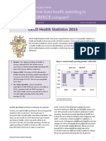 Country Note GREECE OECD Health Statistics 2015