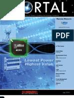 Nu Horizons Electronics Portal July 2010