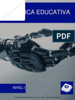 Nivel I Robótica Educativa R2 Demo