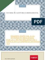 Informe de Auditoria Gubernamental