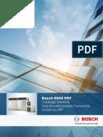 Bosch 5000 VRF Es