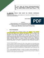 15 Ministerio Pc3bablico Sujeto Proc c a Jjv