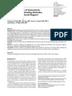 instrumentos evaluacion  lactancia