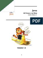 Java Del Grabo a Su Mesa