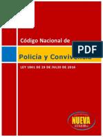 Codigo Nacional de Policia y Comvivencia Ley 1801