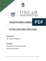 Trabajo de Maquinaria Agricola