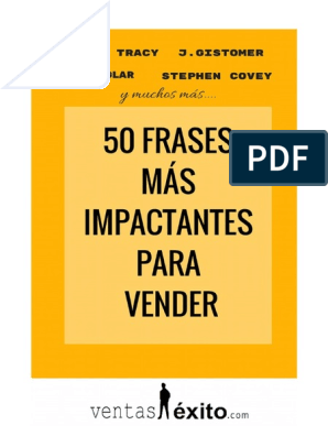 50 Frases Mas Impactantes Business
