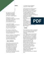 Canciones Guatemaltecasç