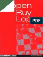 Glenn Flear - Open Ruy Lopez
