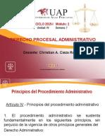 AYUDA 7 Derecho Procesal Administrativo (Ciclo.vi)