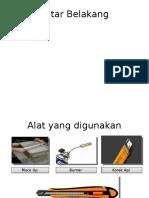Pembuatan Paduan Logam Al-ZN