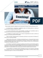 03 as Origens e a Historia Do Coaching