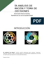 Guía Análisis de Información y Toma de Decisiones
