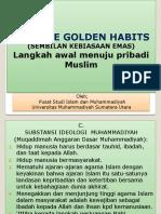 The Nine Golden Habbit (Medan)