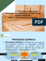 1-Processos de Obtençao Do PVC e Seu Processamento _2015