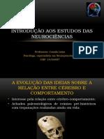 Introdução Aos Estudos Das Neurociências