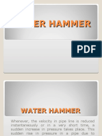 Water Hammer 2003