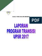 LAPORANPROGRAM TRANSISI 2015