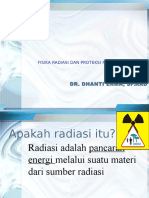 Fisika- Proteksi Radiasi Dew
