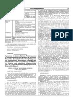 Aprueban La Norma Tecnica Normas Para La Implementacion Del Resolucion n 073 2017 Minedu 1500447 1