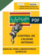 Nt Tr 569 Ed4  Control de Calidad Interno