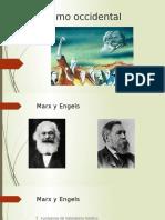El Marxismo Occidental Oscar