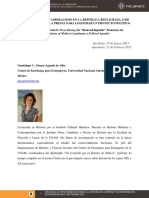 Gómez. Prensa Católica y Liberalismo