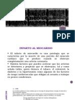 Marcadores de Diagnostico de Infarto Al Miocardio