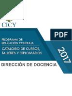 cursosCICY-2017v1