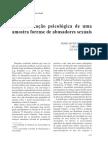 Caracterização psicológica de uma amostra forense de abusadores sexuais.pdf