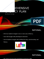 comprehensive literacy plan