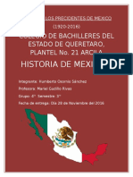 Album de Los Precidentes de Mexico[1]
