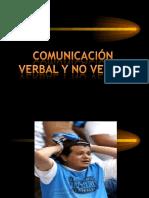 Comunicacion No Verbal y Verbal