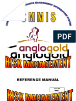 ANGLO GOLD Maintenance Manual