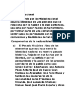 Pasado Histórico Venezolano