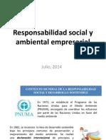 Responsabilidad Ambiental y Social en Las Empresas Petroleras